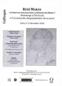 ReneMaranCaricature 1 218x300, René Maran