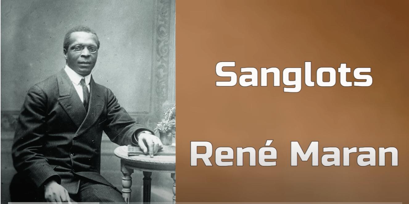 Sanglots, René Maran lu par Ferdinand Fortes