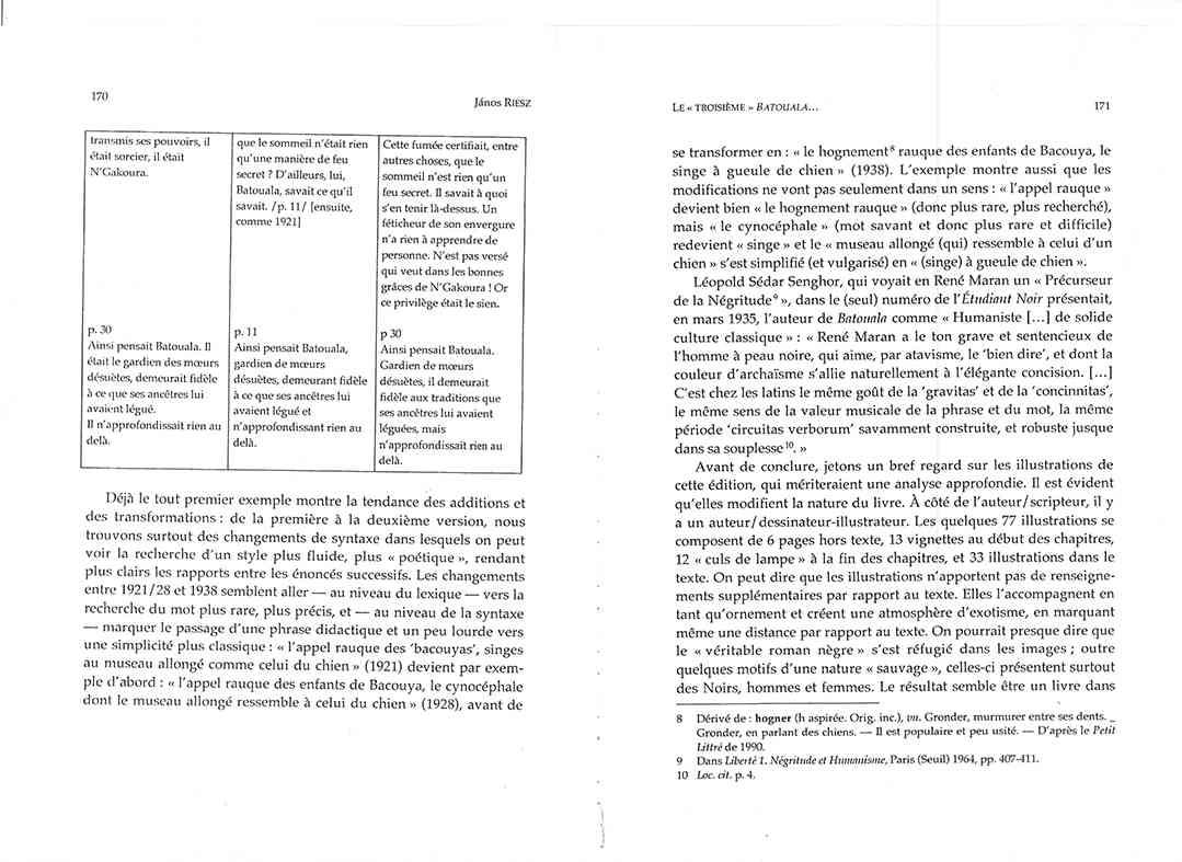 Pages 170 171, René Maran
