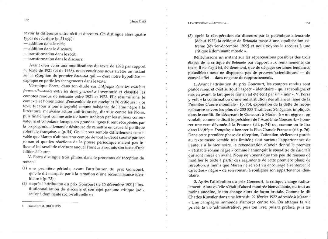 Page 162 163, René Maran