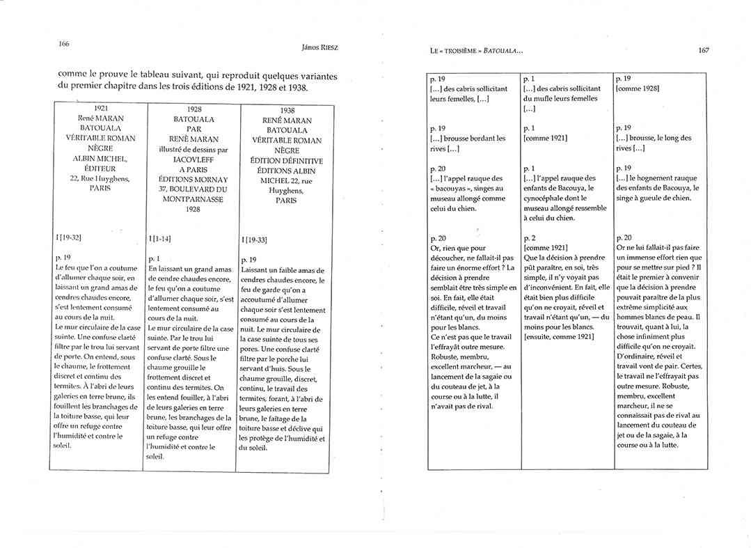 Page 166 167, René Maran