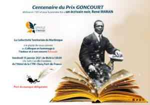 Nq InvitA5 02 Rene MAran CentenairePrixGONCOURT 202012V 300x211, René Maran