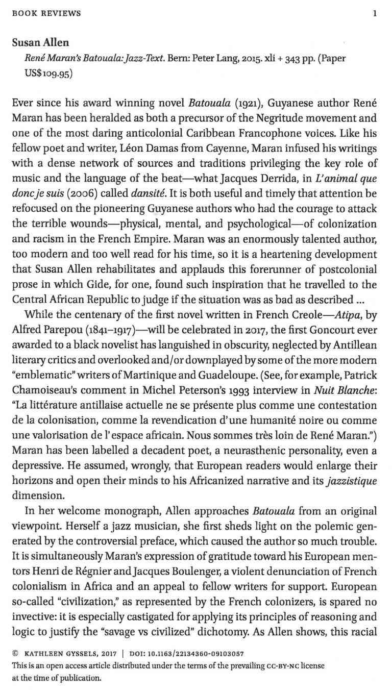 PAGE 1 ARTICLE GYSSELS 768x1362, René Maran